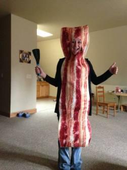 2013 Bacon suit